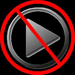 No_Video_play_button