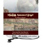Missing, Assumed Dead, a murder-mystery thriller by Marva Dasef