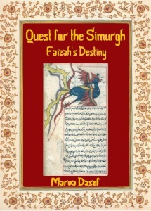 Quest for the Simurgh, a YA Fantasy Adventure Thriller
