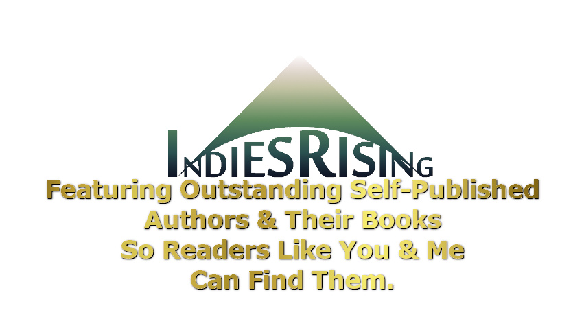 Indies Rising logo and slogan